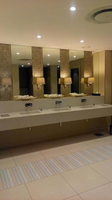 gallery - Toilets Diamond Walk Sandton City - Gallery